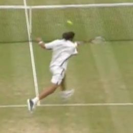 patrick rafter volley with your feet